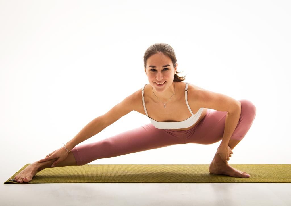 """Открытое онлайн Yoga занятие """"Баланс и гармония"""""""