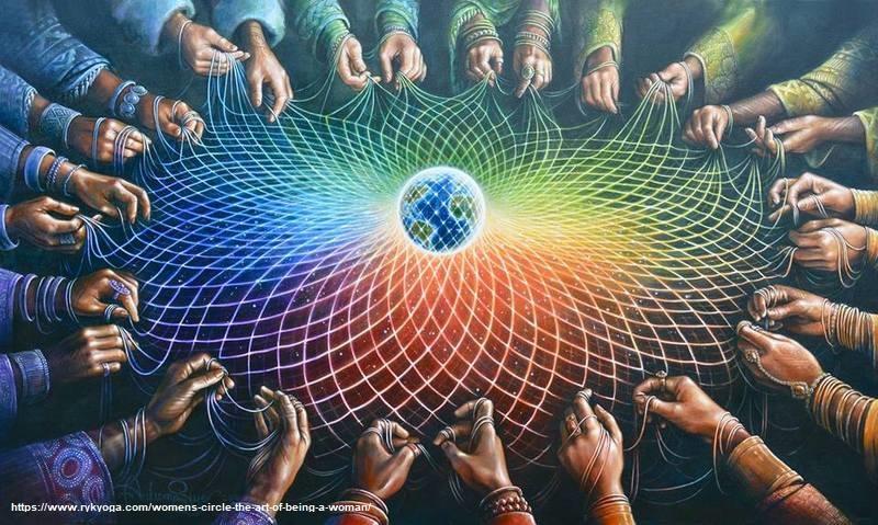 women-circle-art-being-woman
